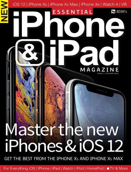 Essential AppleUser Magazine October 13, 2018 00:00