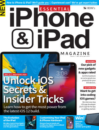 BDM's Essential iPhone & iPad Magazine Dec:Jan 2019