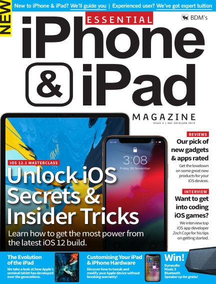 Essential AppleUser Magazine November 30, 2018 00:00