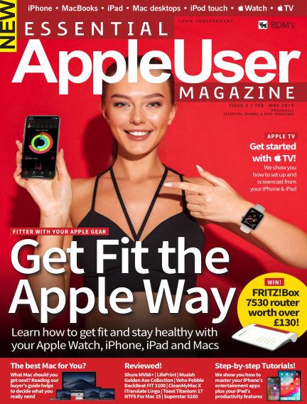 Essential AppleUser Magazine February 14, 2019 00:00