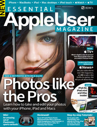 Essential AppleUser Magazine Apr:May 2019