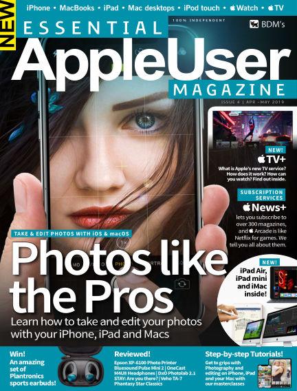 Essential AppleUser Magazine March 29, 2019 00:00