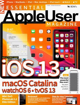 Essential AppleUser Magazine JunJul 2019