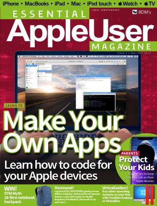 Essential AppleUser Magazine AugSep 2019