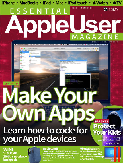 Essential AppleUser Magazine August 17, 2019 00:00