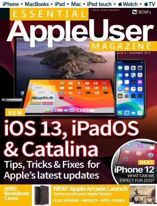 Essential AppleUser Magazine November 2019