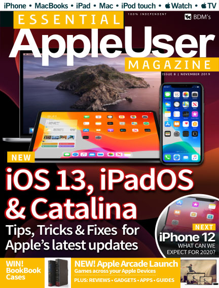 Essential AppleUser Magazine October 14, 2019 00:00