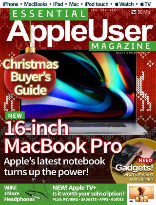 Essential AppleUser Magazine Dec2019