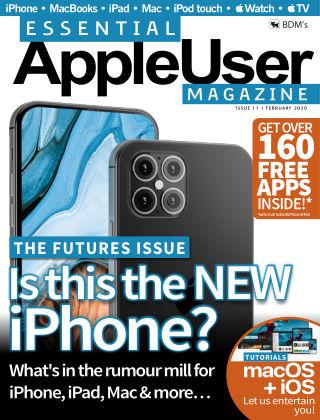 Essential AppleUser Magazine February 2020