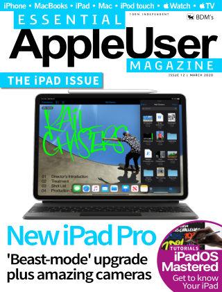 Essential AppleUser Magazine March 2020