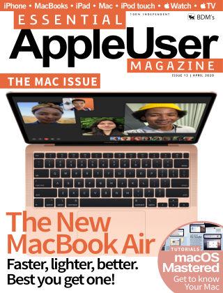 Essential AppleUser Magazine April 2020
