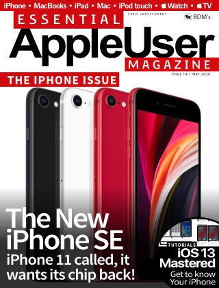 Essential AppleUser Magazine May 2020