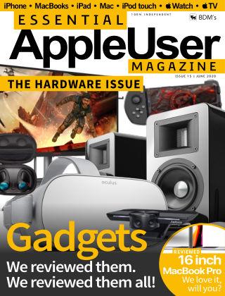 Essential AppleUser Magazine June 2020