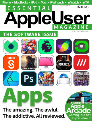 Essential AppleUser Magazine July 2020