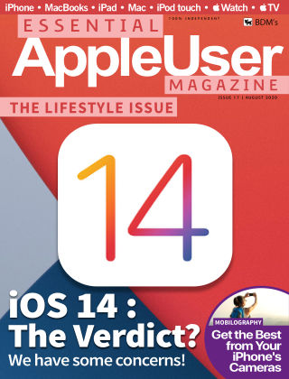 Essential AppleUser Magazine August 2020