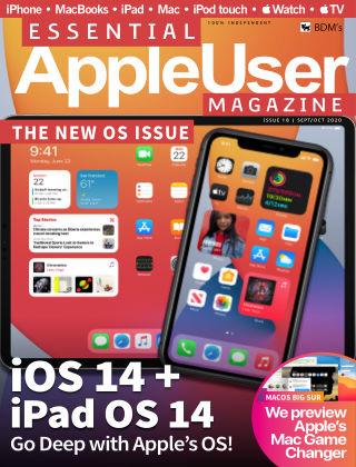 Essential AppleUser Magazine Sept/Oct 2020