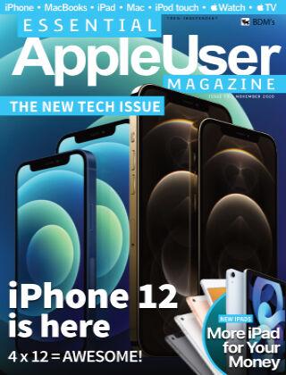 Essential AppleUser Magazine November 2020