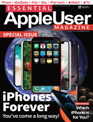 Essential AppleUser Magazine December 2020