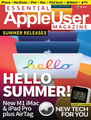 Essential AppleUser Magazine June 2021