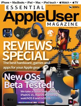 Essential AppleUser Magazine September 2021