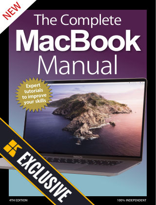 The Complete MacBook Manual READLY EXCLUSIVE  4th Edition