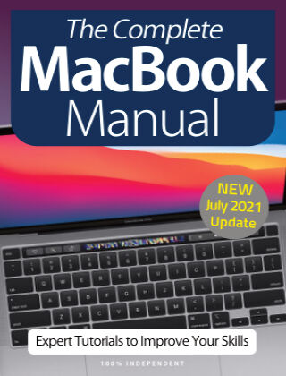 The Complete MacBook Manual READLY EXCLUSIVE July 2021