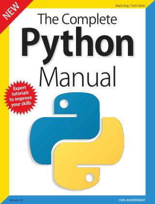 Python Complete Manual Python 2018
