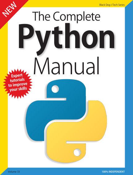 Python Complete Manual