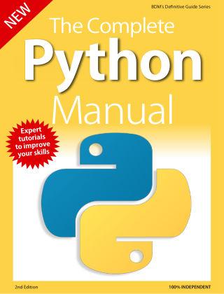 Python Complete Manual Python 2019