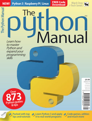 Python Complete Manual Vol.35