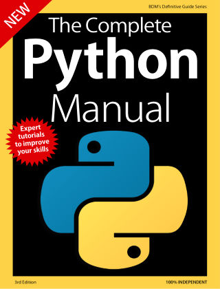 Python Complete Manual 3rd Edition