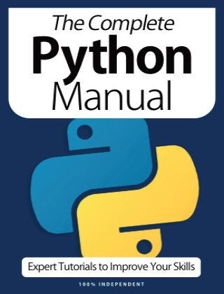 Python Complete Manual April 2021