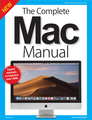 Mac Complete Manual  Mac 2018