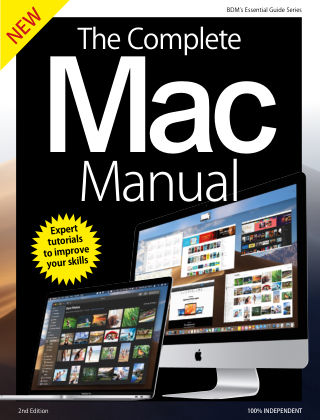 Mac Complete Manual  Mac 2019