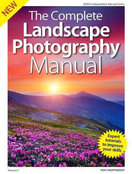 Landscape Photography Complete Manual December 29, 2018 00:00