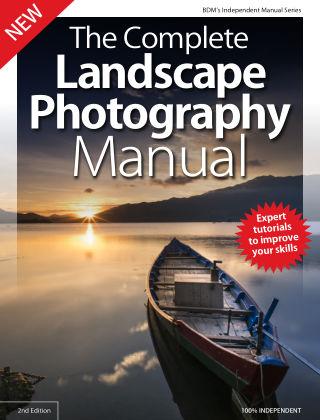 Landscape Photography Complete Manual Landscape 2019