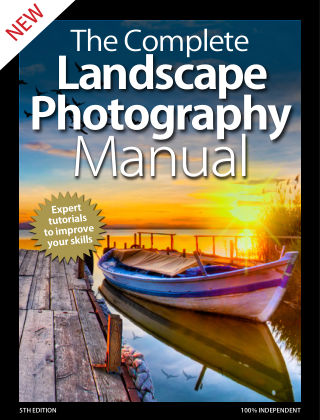 Landscape Photography Complete Manual 5th Edition