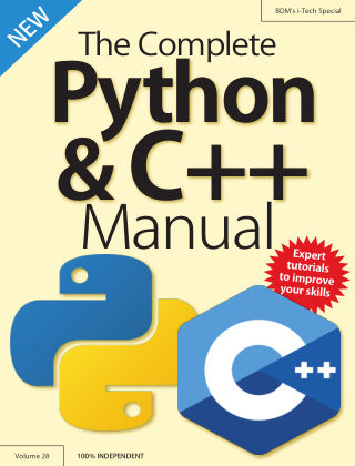 Python & C++ Complete Manual Phyton 2019