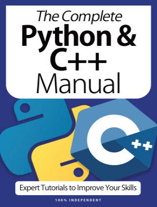 Python & C++ Complete Manual April 2021