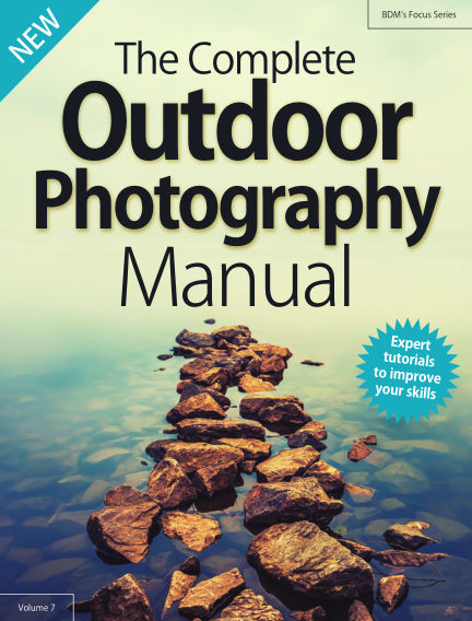 Outdoor Photography Complete Manual