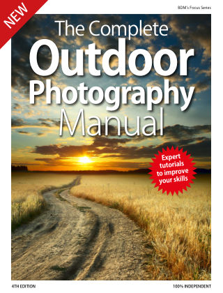 Outdoor Photography Complete Manual 4th Edition