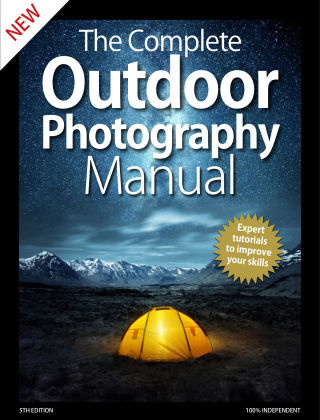 Outdoor Photography Complete Manual 5th Edition