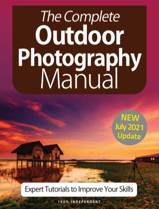 Outdoor Photography Complete Manual July 2021
