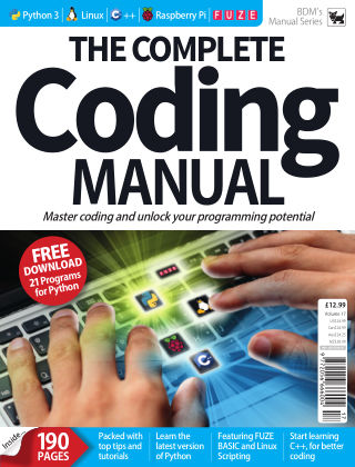 Coding Complete Manual Issue 17