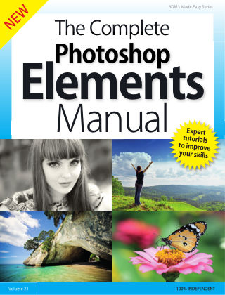 Photoshop Elements Complete Manual  Photoshop 2019
