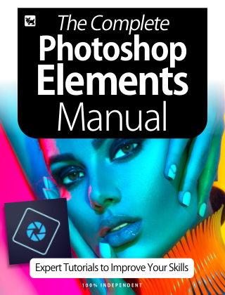 Photoshop Elements Complete Manual  July 2020
