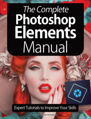 Photoshop Elements Complete Manual  January 2021