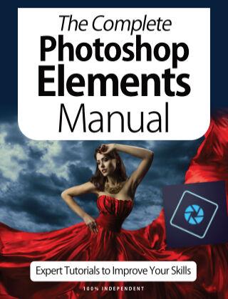 Photoshop Elements Complete Manual April 2021