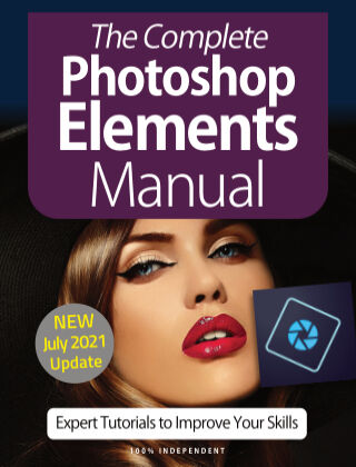 Photoshop Elements Complete Manual July 2021
