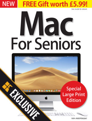 Mac For Seniors Readly Exclusive MAC SENIORS2019